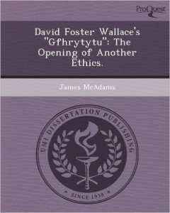 Wallace Thesis